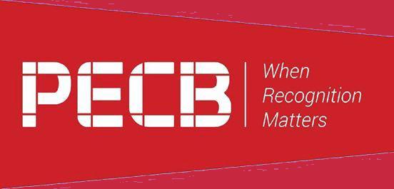 Das Logo von PECD